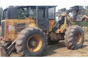 1981 Caterpillar 518  Skidder