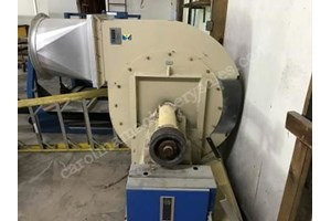 1997 Koger Air Size 19  Dust Collection System