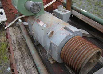 1995 Industrial Electric Band Mill Drive Electrical