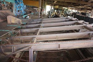 Unknown 16ft x 7ft 6-Strand  Conveyors Board Dealing