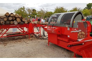 2020 Hakki Pilke 43 Pro  Firewood Processor