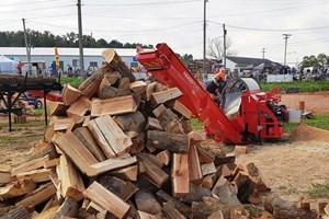 2019 Hakki Pilke 38 Pro  Firewood Processor