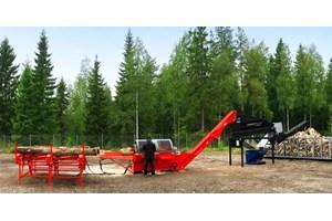 2020 Hakki Pilke 38 Pro  Firewood Processor