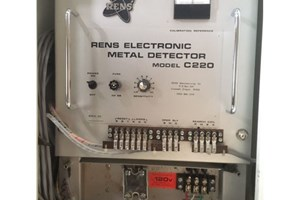 Rens C220  Metal Detector