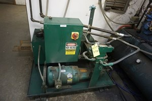 McDonough  Hydraulic Power Pack