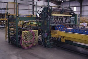 2000 GBN Machine Excalibur  Pallet Nailer and Assembly Systems