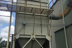 Murphy Rodgers  Dust Collection System