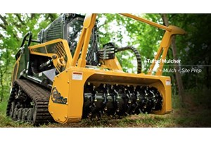 Dougherty Forestry Mfg TM-60  Brush Cutter and Land Clearing