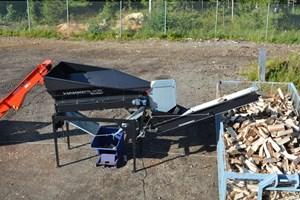 2018 Hakki Pilke Roller  Firewood Processor