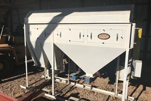 2017 Meadows Mills Grits Separator  Stone Burr Mills