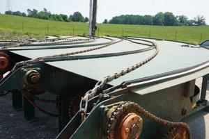 Hi-Tech 90 Degree  Conveyor Deck (Log Lumber)