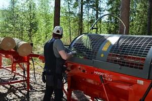 2020 Hakki Pilke Raven 33  Firewood Processor