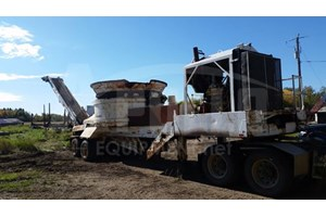 1993 Diamond Z 1260  Tub Grinder