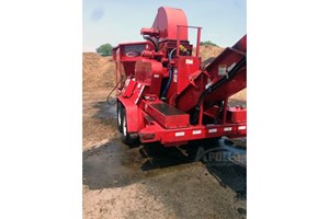 2014 RotoChopper CP118  Mulch Coloring System