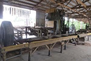 Edmiston Hydraulic/Electric  Circular Sawmill