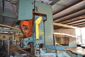 McDonough 6 Foot  Band Mill (Wide)