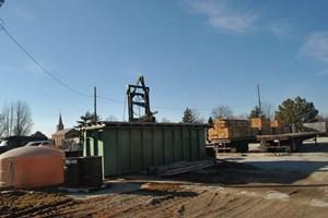 Monticello Machine 6ft X 20ft  Dip Tank