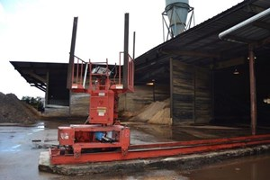 Morbark 1000  Conveyors Decks (Log Lumber)