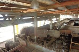 Ligna 16ft enddogging  Scragg Mill
