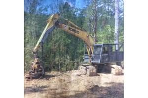 Kobelco 200 Trackhoe  Excavator
