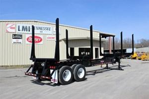 2021 Pitts LT40-8L  Trailer-Log