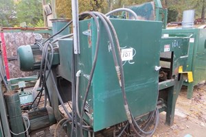 Pendu Mfg 6100 Saddle  Log Home Machinery