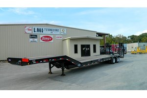 2021 Pitts LB35-33CSS  Trailer-Lowboy