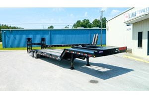 2021 Pitts LB35-33S  Trailer-Lowboy