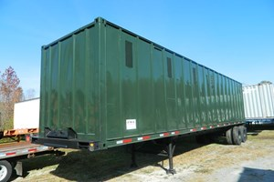 Unknown Custom Built Alum  Trailer-Chip