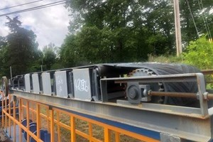 Unknown 12ft  Conveyors Belt