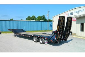 2021 Pitts LB35-33CSH  Trailer-Lowboy
