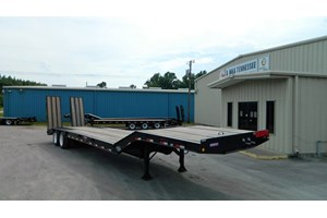 2021 Pitts LB35-38H  Trailer-Lowboy