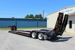 2021 Pitts LB35-22DC BTR Hyd  Trailer-Lowboy