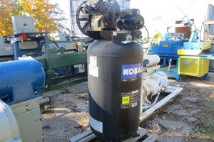 Kobalt Single Phase  Air Compressor