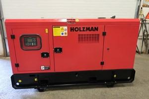 Holzman 30KW Diesel  GenSet