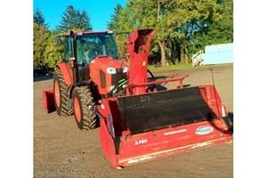2014 Kubota M110GX 4X4  Tractor-Ag