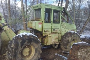 1997 Franklin 560  Skidder