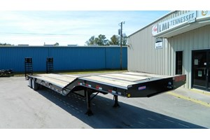 2021 Pitts LB35-38S  Trailer-Lowboy