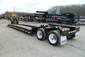 2019 Pitts LB35-22DC  Trailer-Lowboy