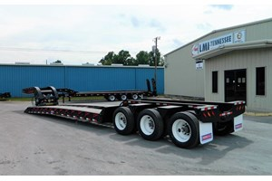 2020 Pitts LB51-22DC  Trailer-Lowboy
