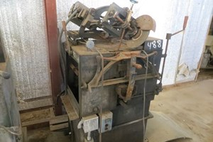 Armstrong 2 LH  Sharpening Equipment