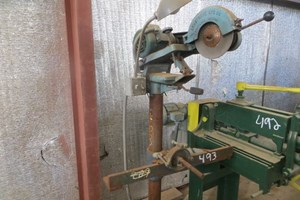 Armstrong Post Grinder  Sharpening Equipment