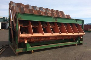 Comact Wave Feeder  Conveyors Decks (Log Lumber)