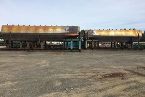 Unknown 60ft Quadrant Feeder  Conveyors Decks (Log Lumber)
