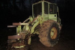 Franklin 3000  Feller Buncher