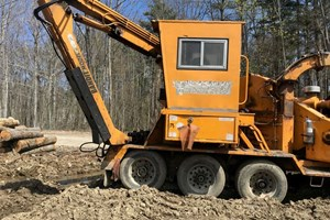 Bandit 2400  Wood Chipper - Mobile