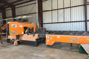 West Plains 600  Resaw-Band