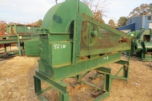 Bush 48in  Wood Chipper - Stationary