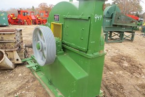 Precision 58in  Wood Chipper - Stationary