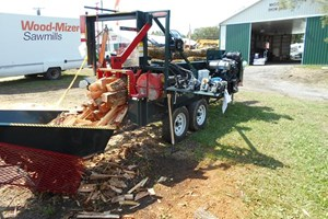 2019 Built-Rite 18HP-16  Firewood Processor